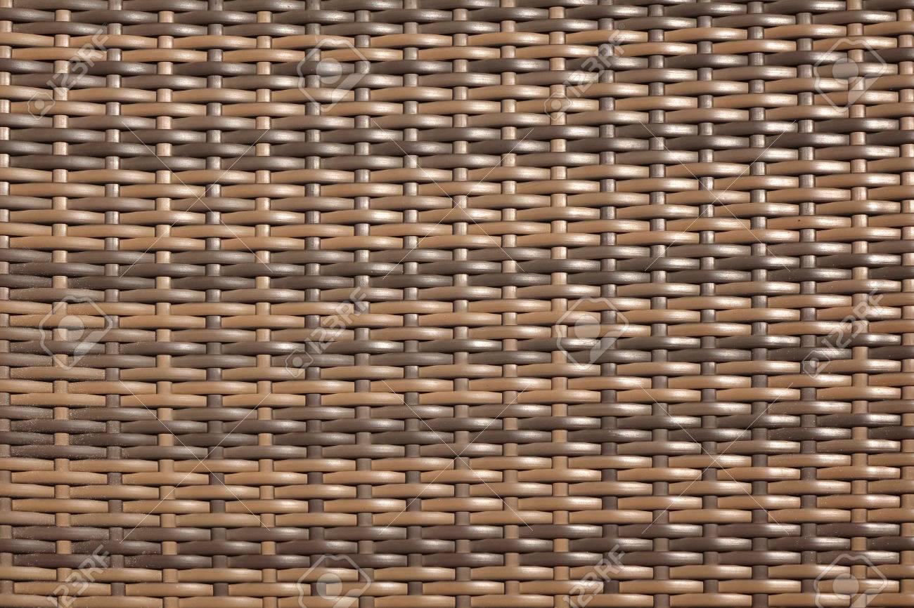 Brown Wicker Artificial Rattan Material Surface Texture Background on phoenix sylvestris, nungu fruit, areca catechu, bactris gasipaes,