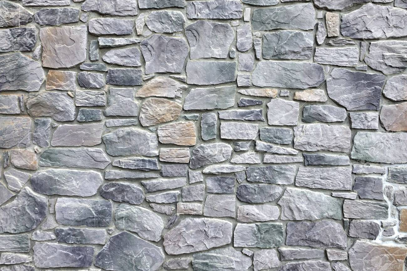 modern outdoor building stonewall background texture decorated