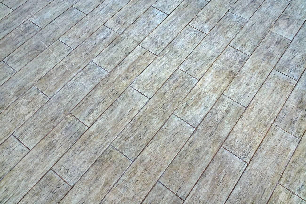 Ceramic Parquet Floor Tiles With Natural Ash Wood Textured Pattern