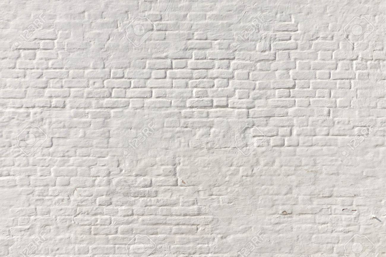 White Brick Wall Background Whitewash Brick Wall Seamless Texture