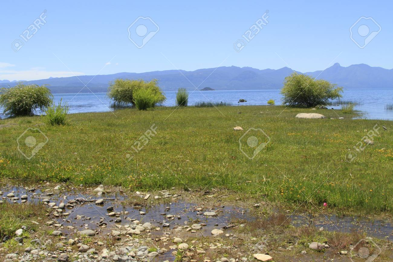 Villarica Chile Stock Photo - 17564246