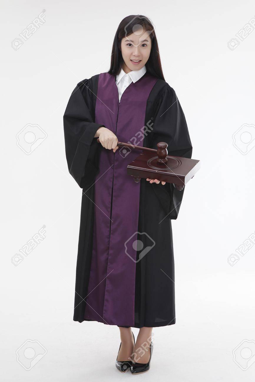 The Judge Stock Photo - 10210341