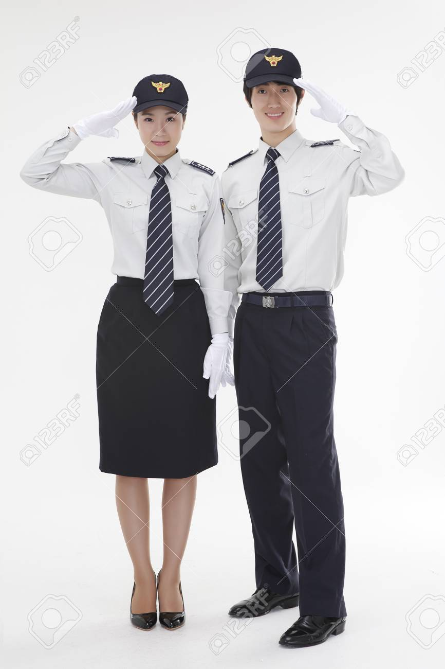 Photo of Police Stock Photo - 10210832
