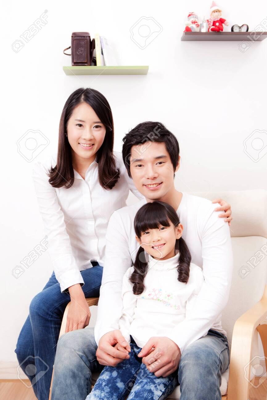 family portrait Stock Photo - 16745164