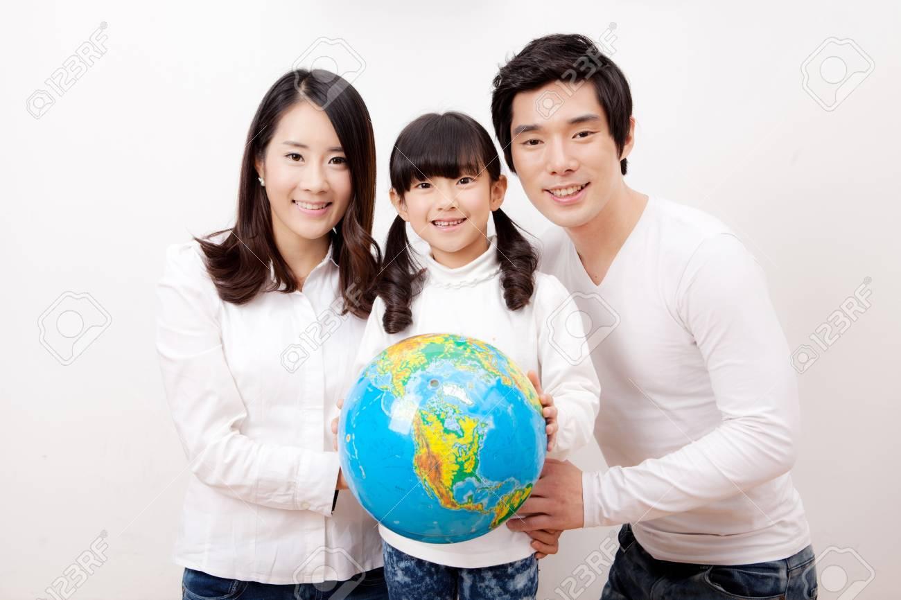 family portrait Stock Photo - 16745209