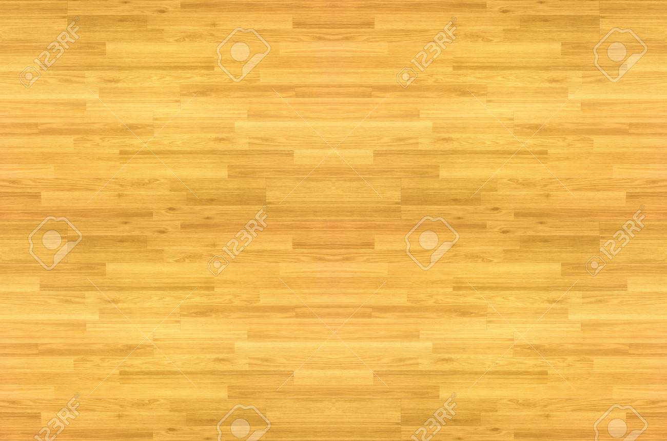 Wood Floor Parquet Hardwood Maple Basketball Court Floor Viewed