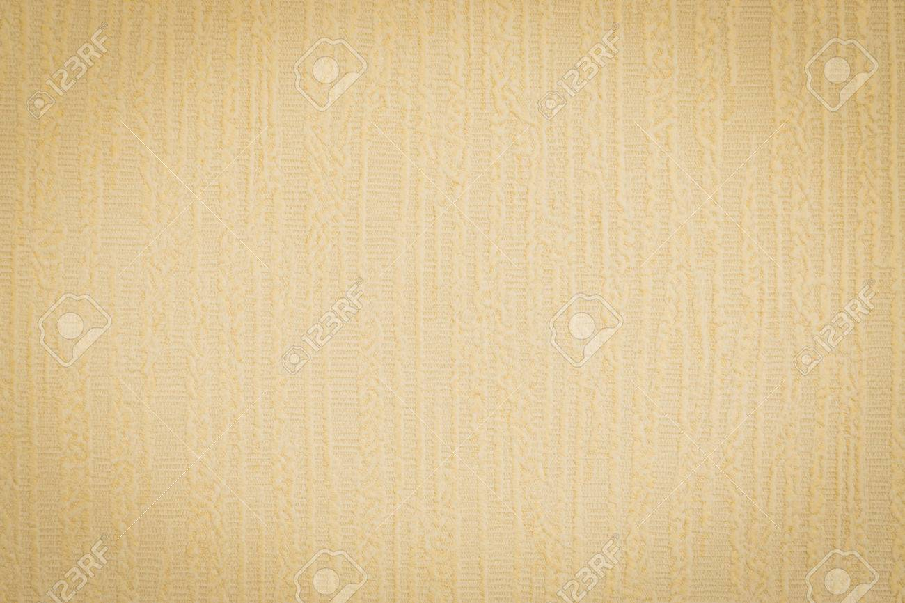 Gold Striped Wallpaper With Copy Spacevintage Backgroundool Retro Floral In Tan