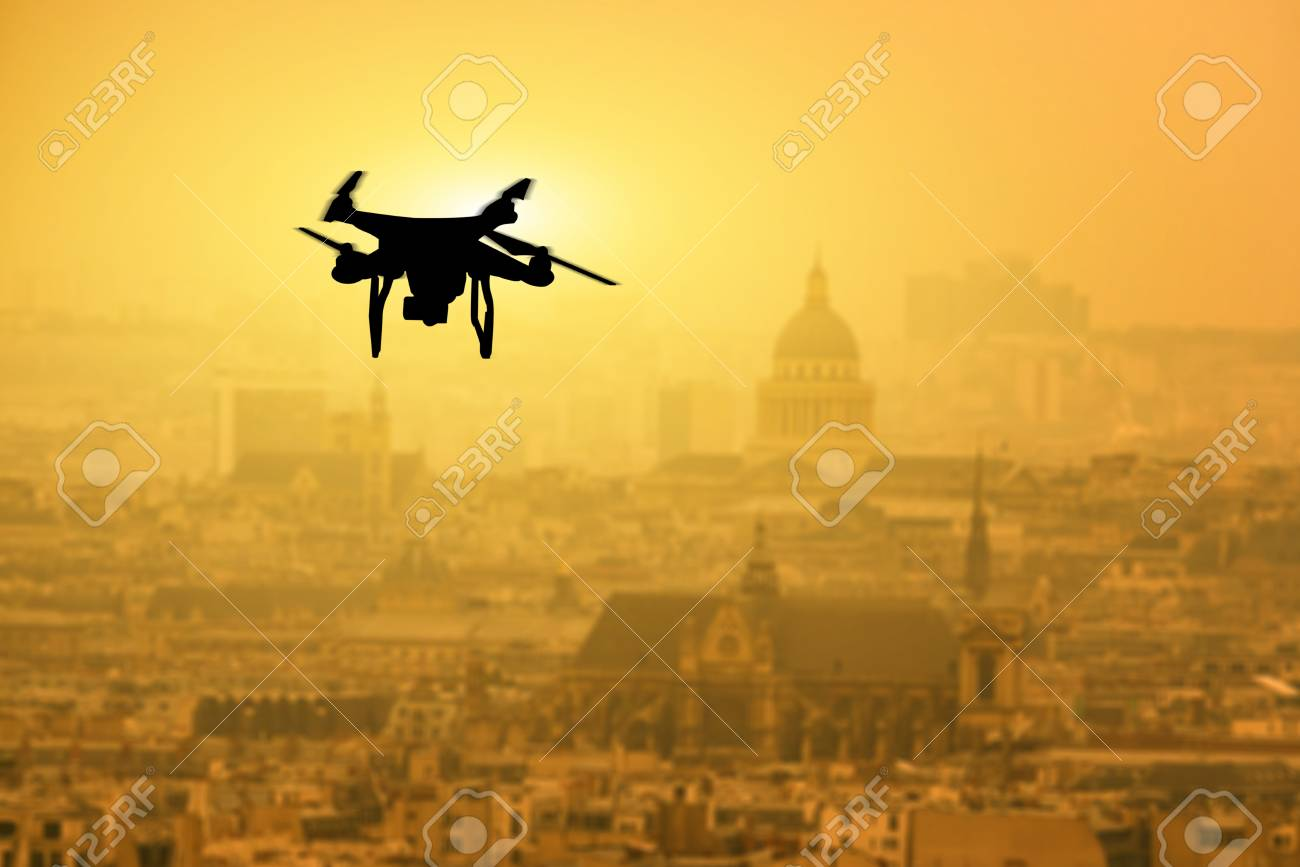 drone vif d'or