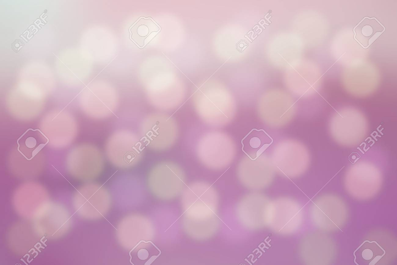 Soft Blurred Background With Bokeh Abstract Gradient Desktop