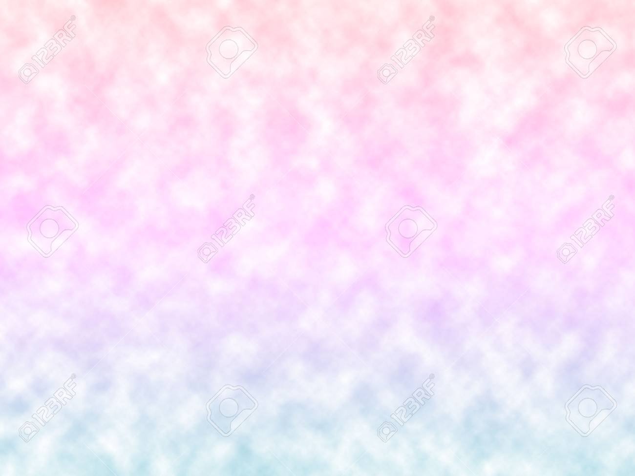 Soft Sweet Blurred Pastel Color Background Abstract Gradient
