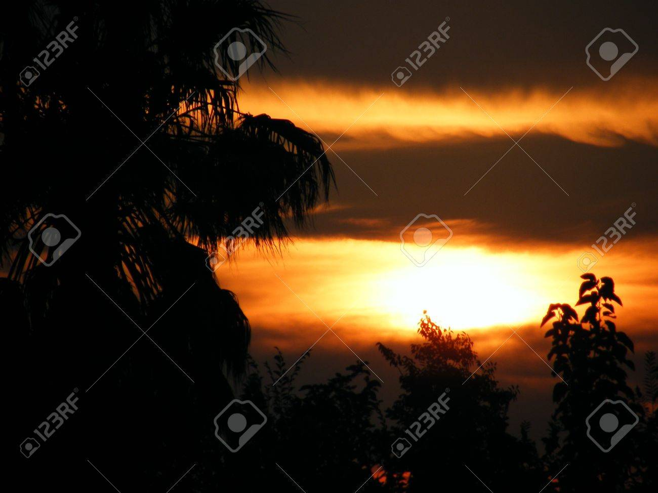 Heavens View of hell Stock Photo - 14103540