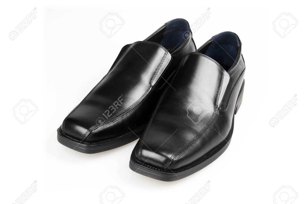 Black shoes Stock Photo - 12928180