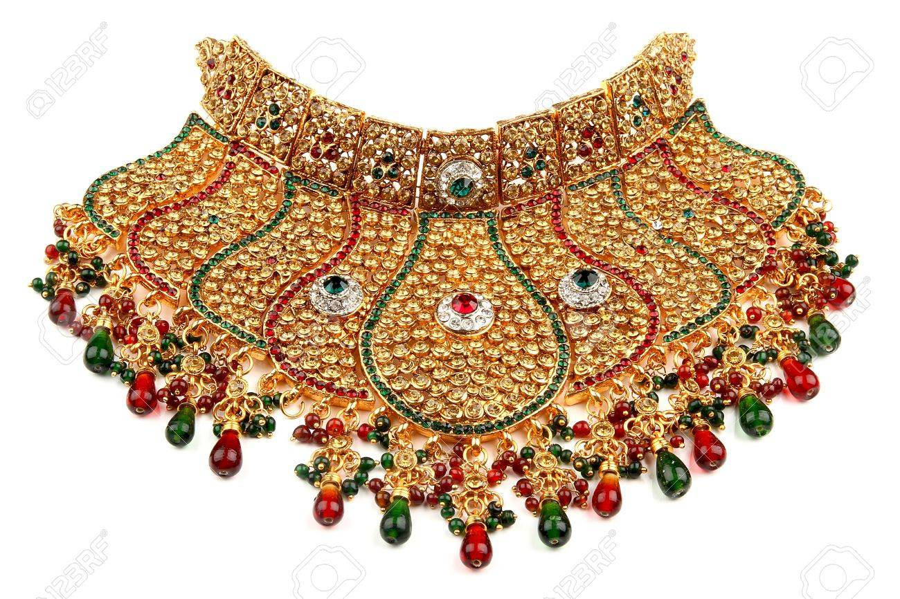 Indian jewelry Stock Photo - 15506726