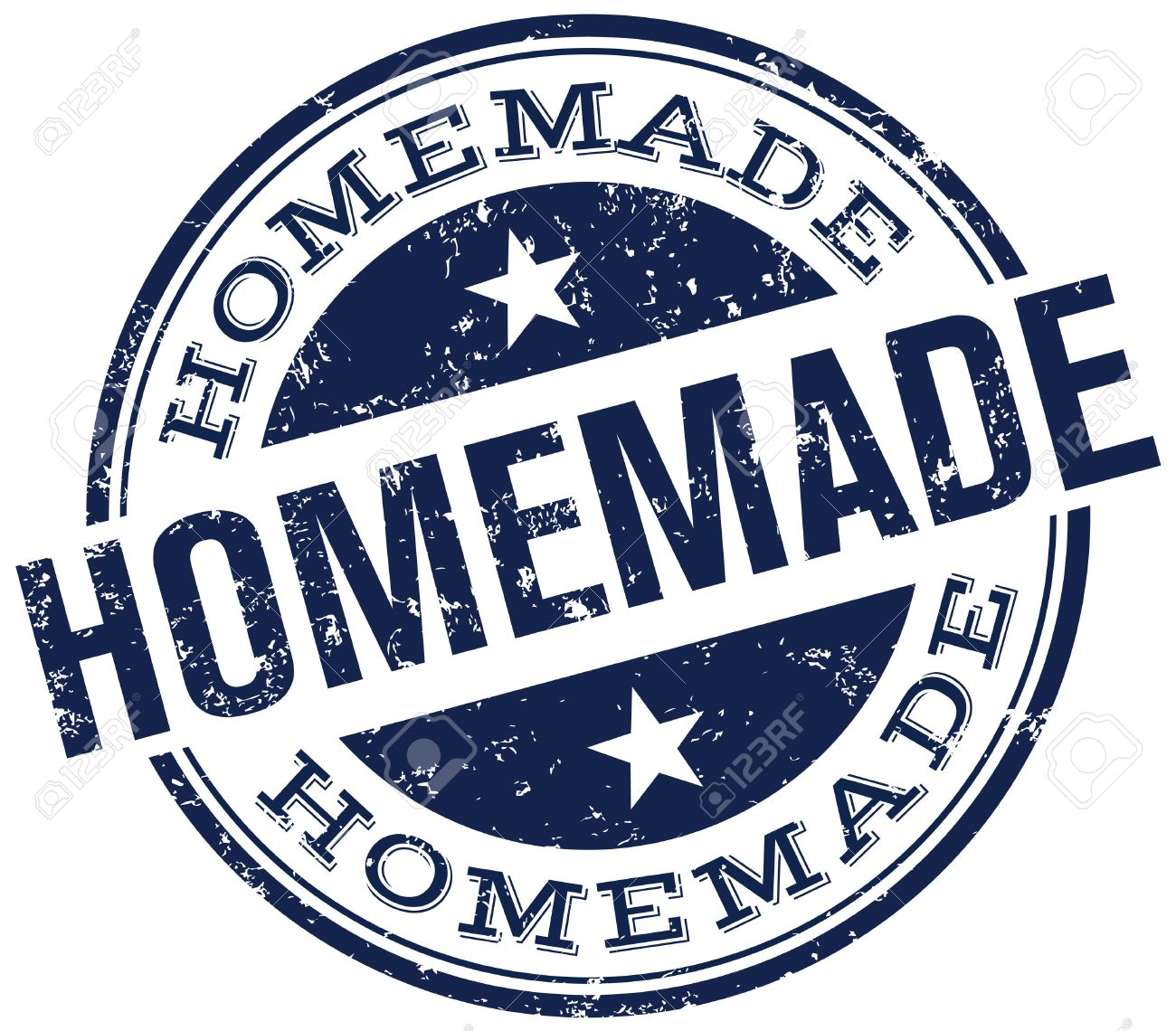 homemade stamp royalty free cliparts vectors and stock