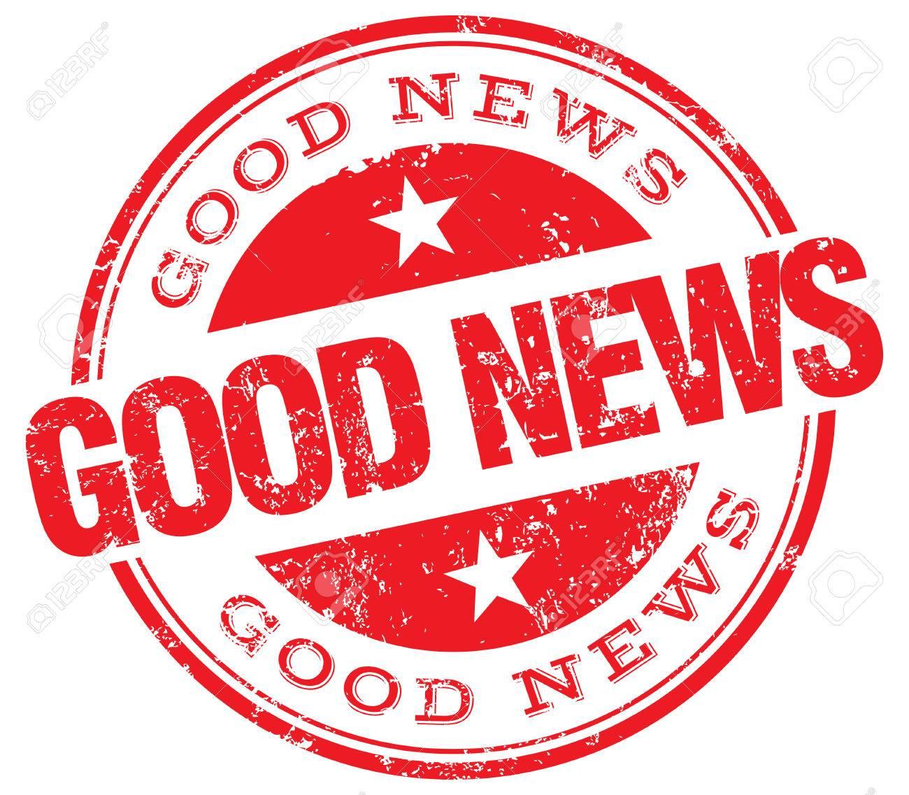 Good News stamp - 73928925
