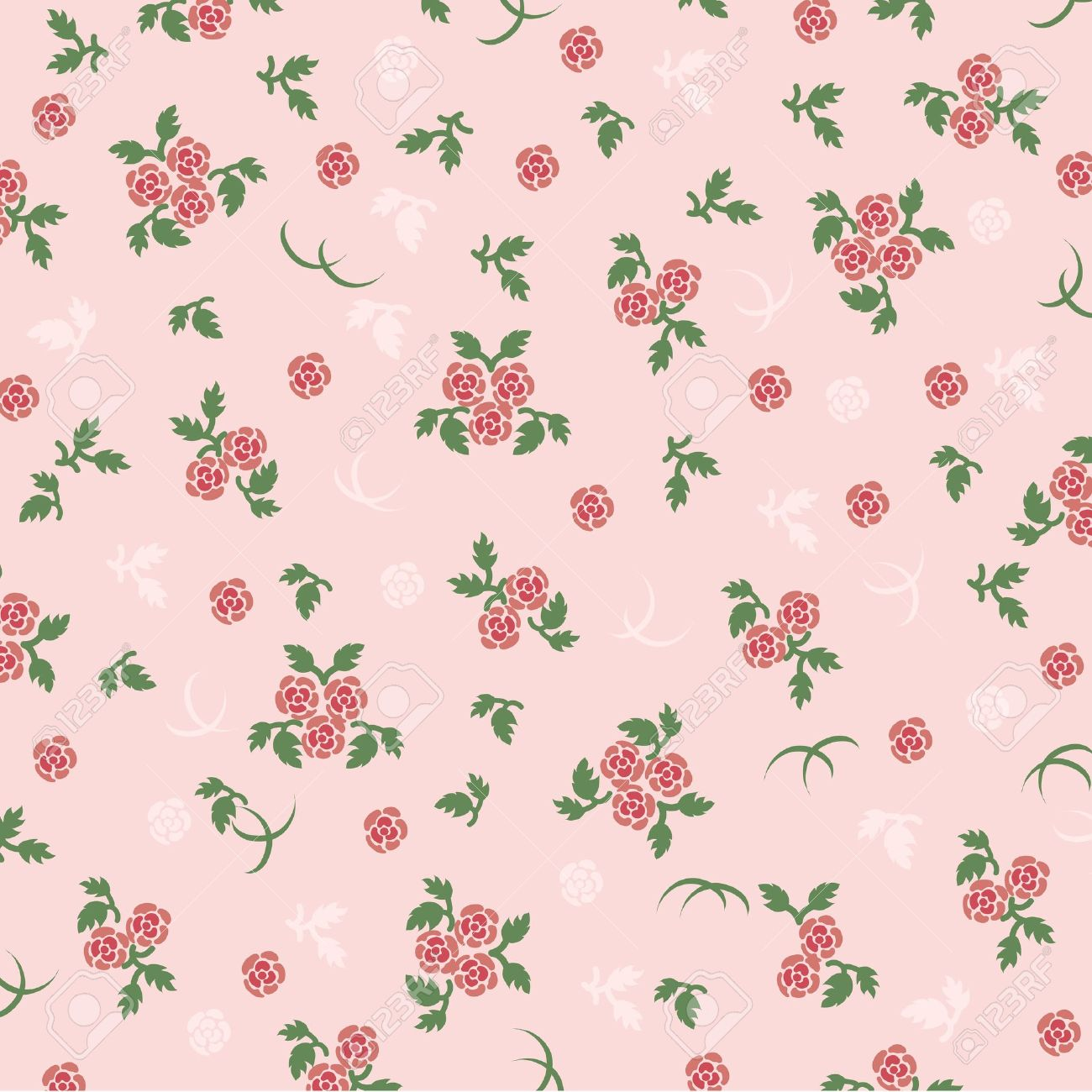 rose background pink royalty free cliparts vectors and stock