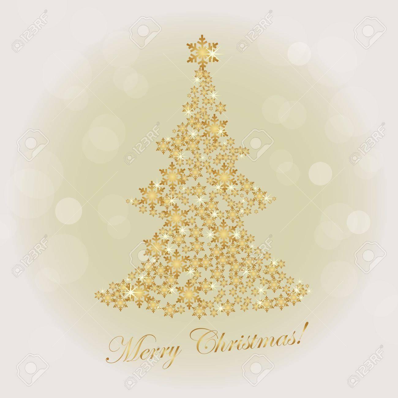 christmas illumination background Stock Vector - 13178611