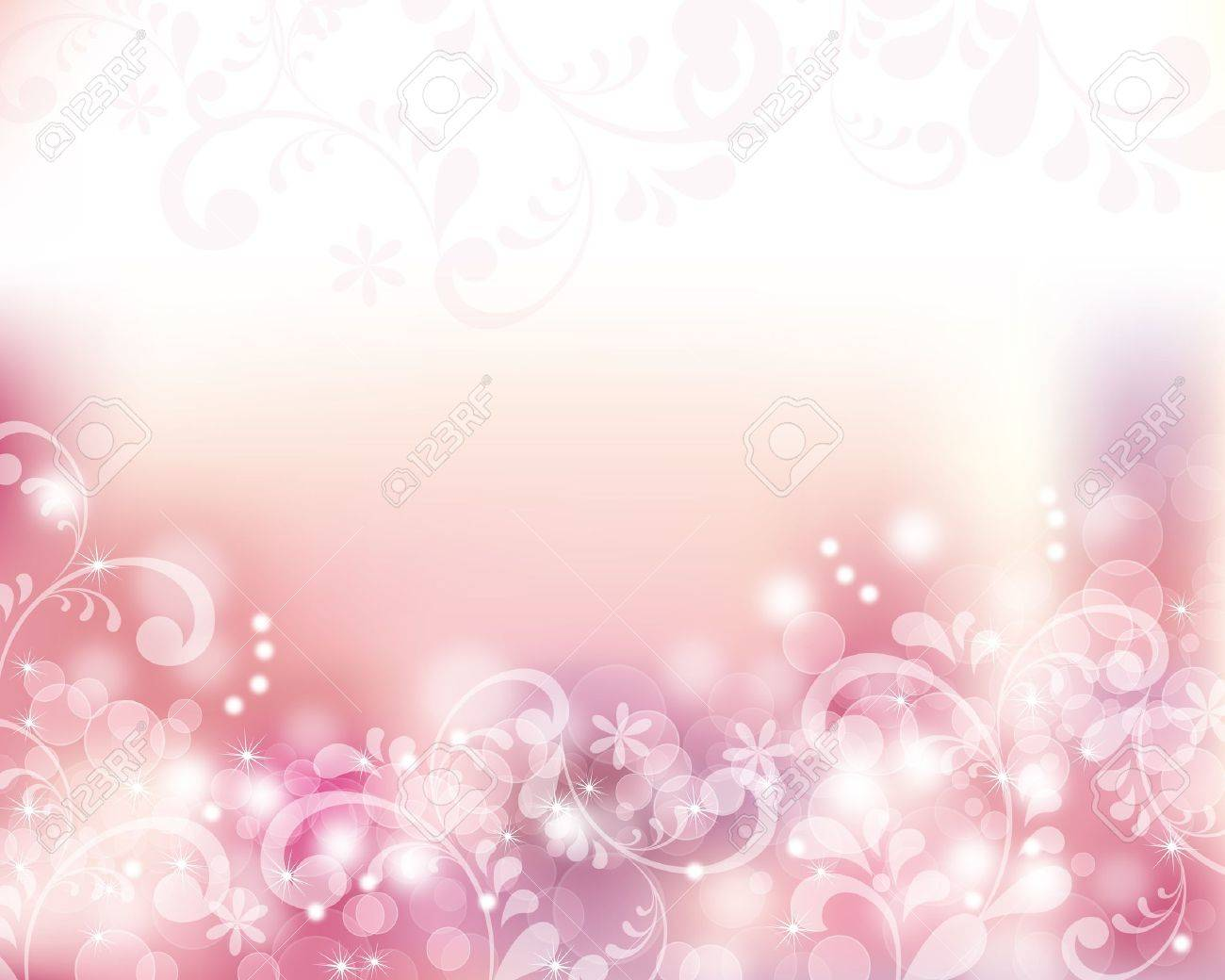 abstract pink background Stock Vector - 20464557