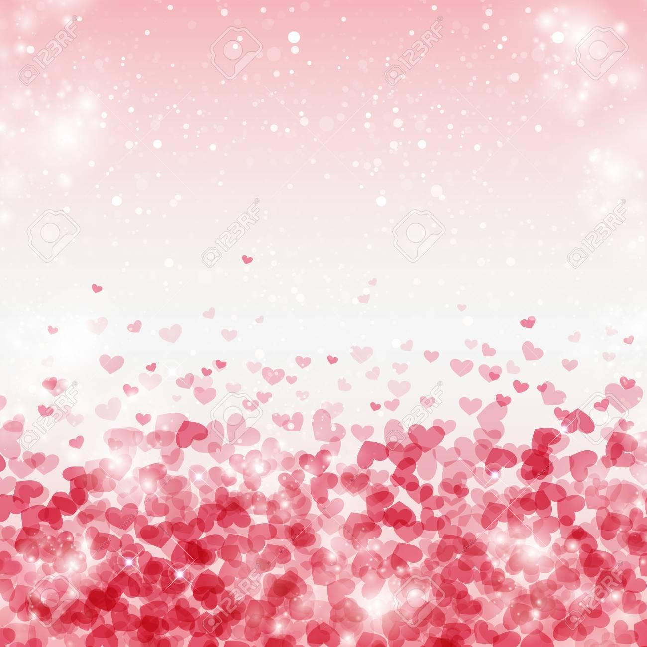 heart background - 50868293