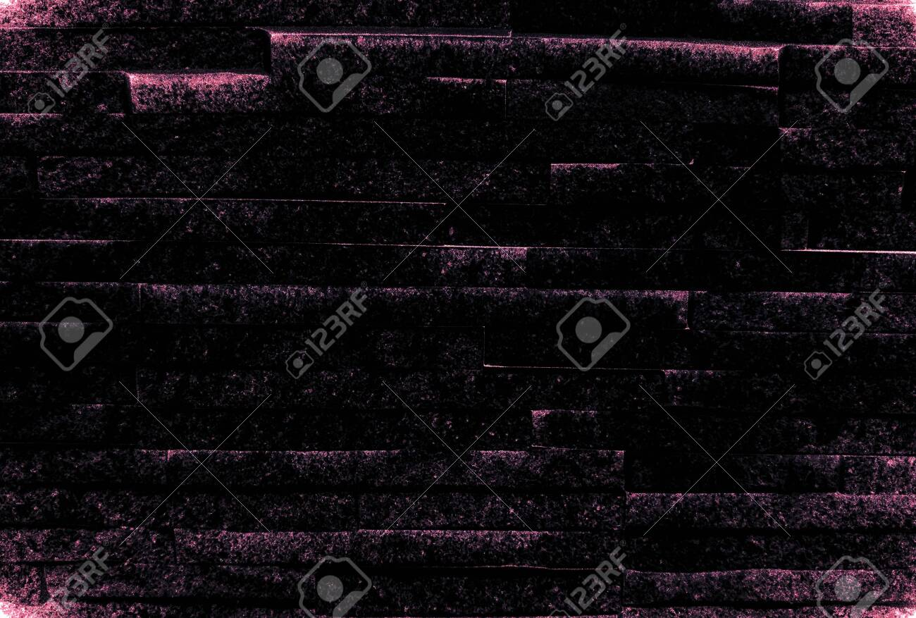Beautiful Abstract Color White And Pink Marble On Black Background Stock Photo Picture And Royalty Free Image Image 145566629