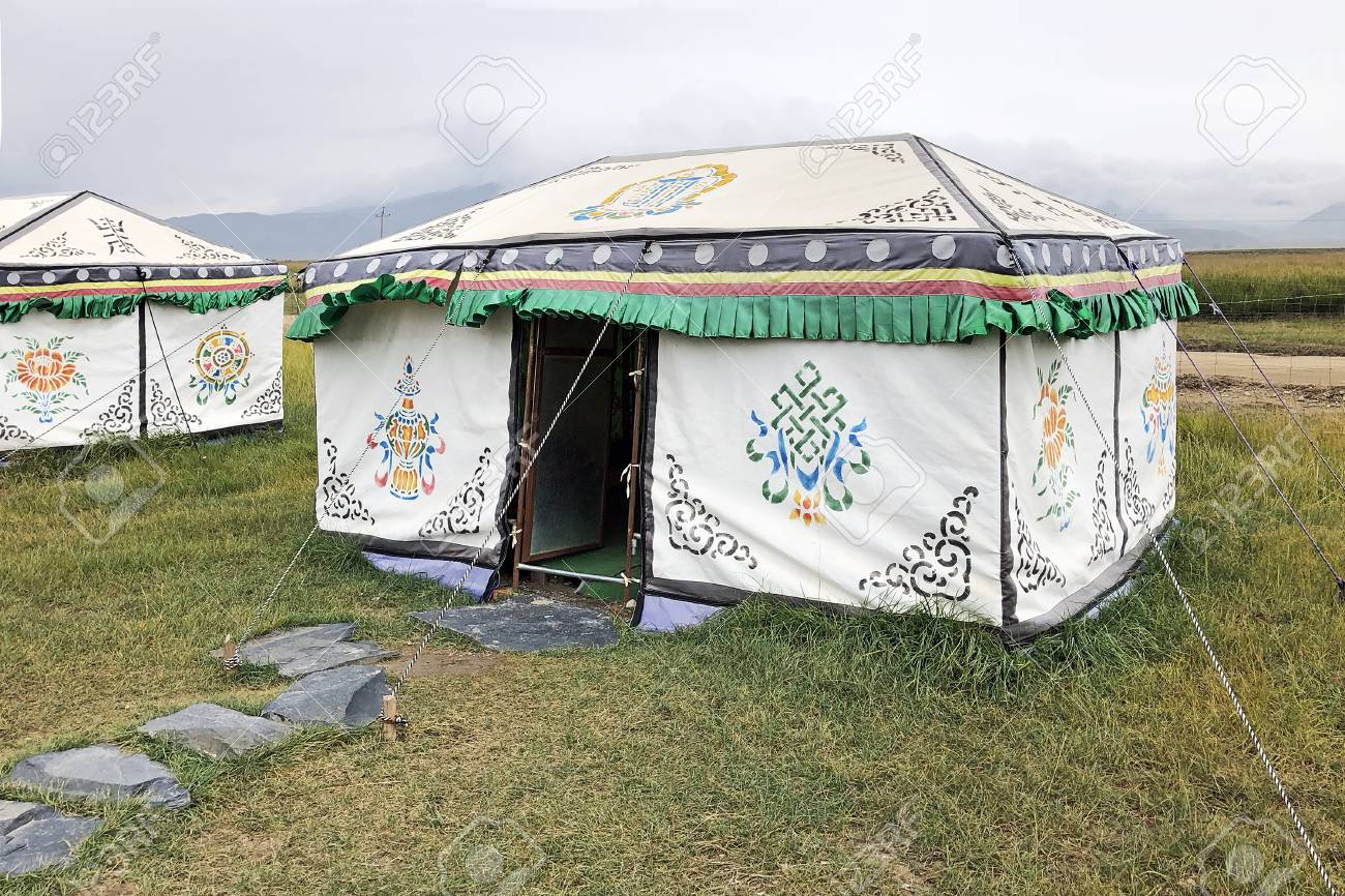 A Square Yurt Tent Entrance To A Traditional Nomad Mongolian Stock Photo Picture And Royalty Free Image Image 119963283 Unfollow yurt tent to stop getting updates on your ebay feed. a square yurt tent entrance to a traditional nomad mongolian stock photo picture and royalty free image image 119963283