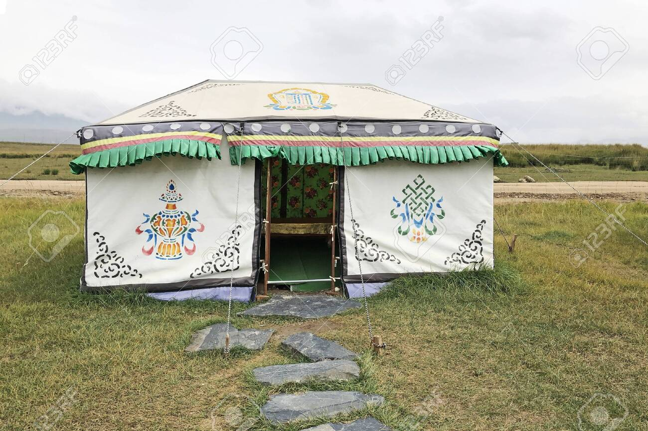 A Square Yurt Tent Entrance To A Traditional Nomad Mongolian Stock Photo Picture And Royalty Free Image Image 119963285 Researchers have recognized it as the most perfect type of portable shelters and impressed the. a square yurt tent entrance to a traditional nomad mongolian stock photo picture and royalty free image image 119963285