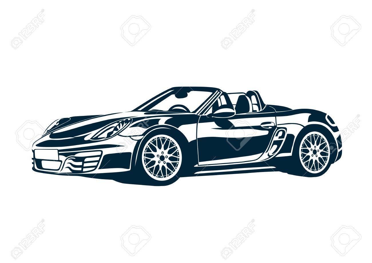 Speedy aesthetic Stock Vector - 18195684
