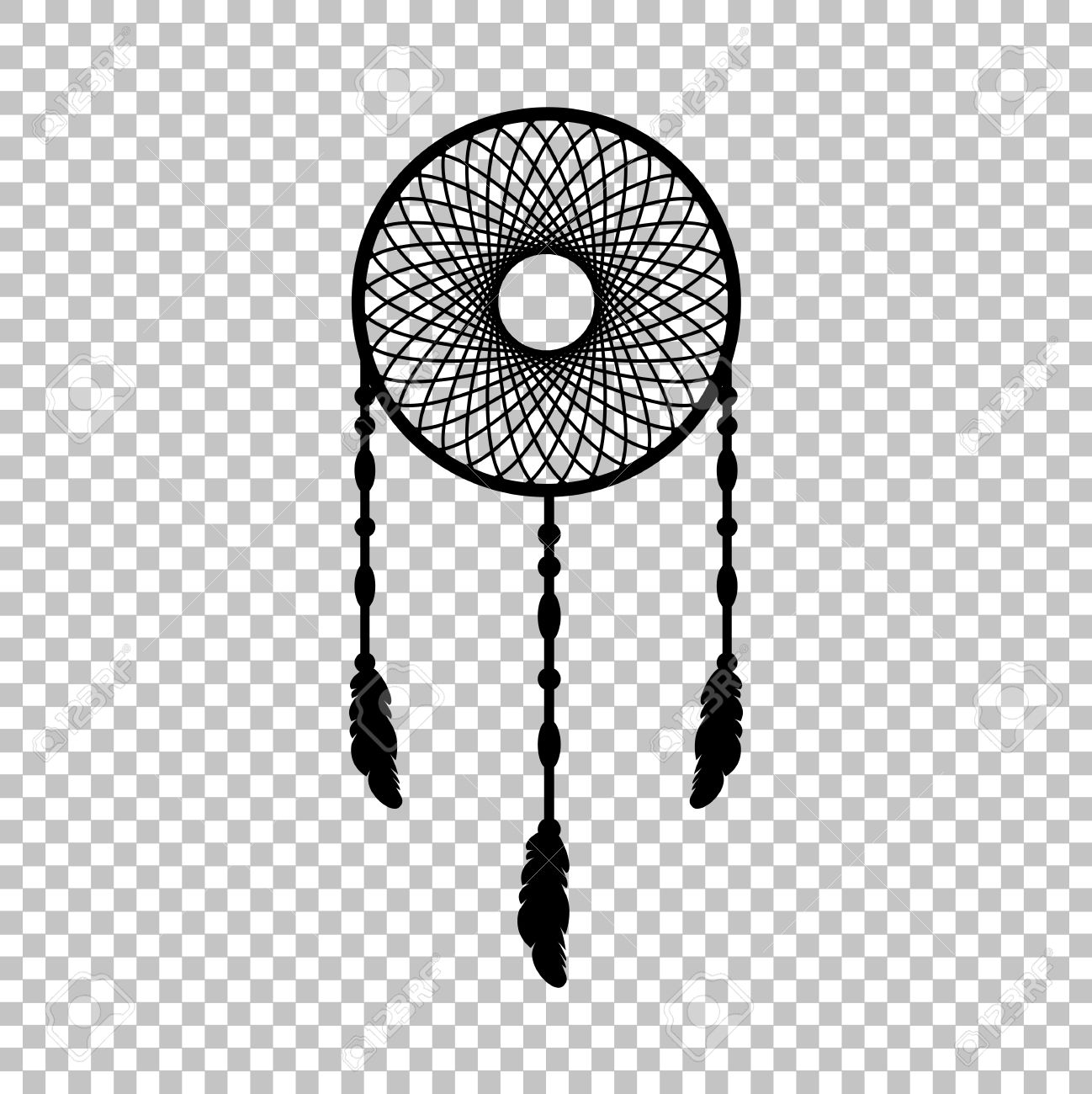 Dream catcher sign flat style icon on transparent background dream catcher sign flat style icon on transparent background stock vector 52183992 buycottarizona