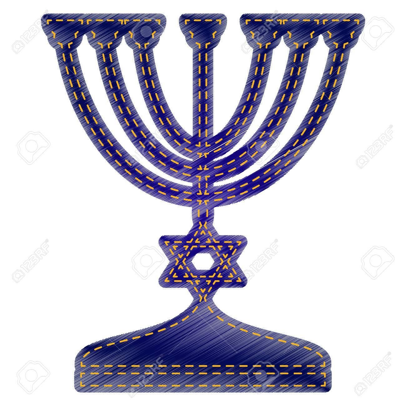 jüdischer leuchter
