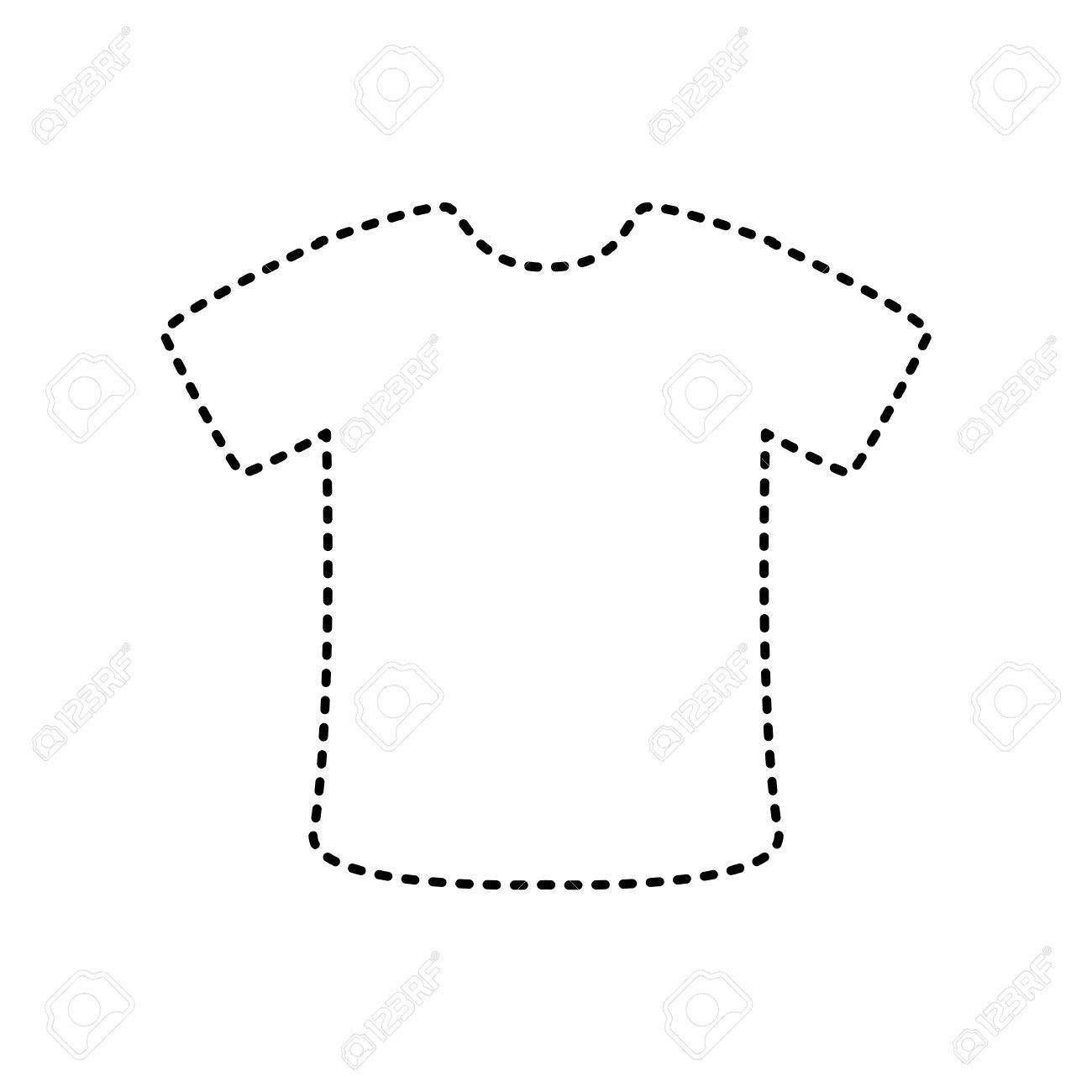 Blanco Background In icon Sign Negro T On ShirtvectorDeckled Zwpklitoxu rQdhtsC