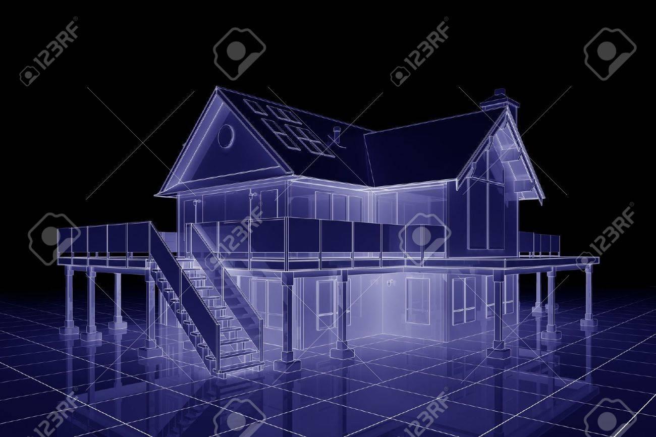 house blueprints stock photos royalty free house blueprints