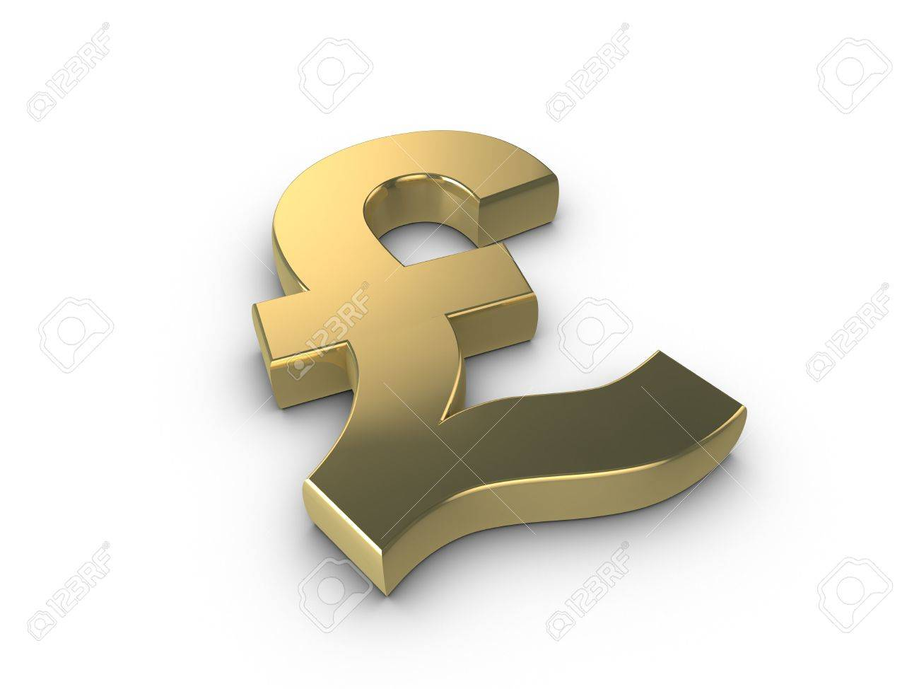 Golden british pound sterling symbol stock photo picture and golden british pound sterling symbol stock photo 6066798 biocorpaavc Gallery