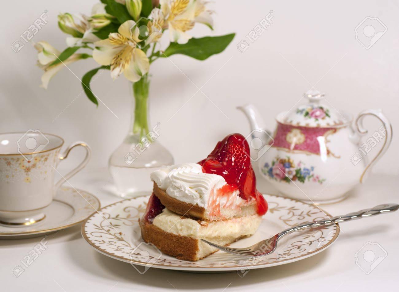 tea time still life - 9731994