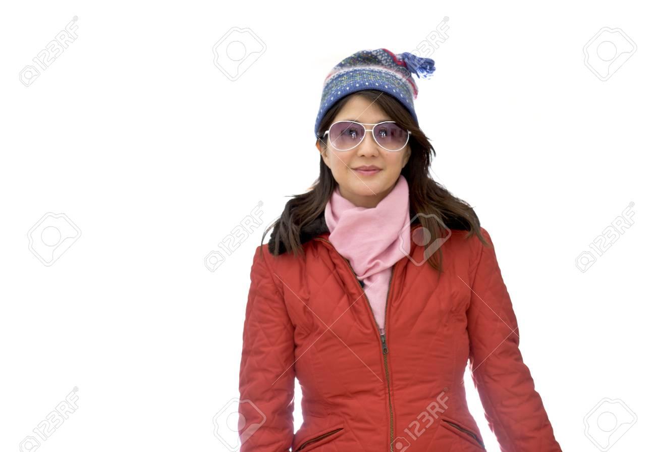 8dd33068bf snow wear Stock Photo - 13941634