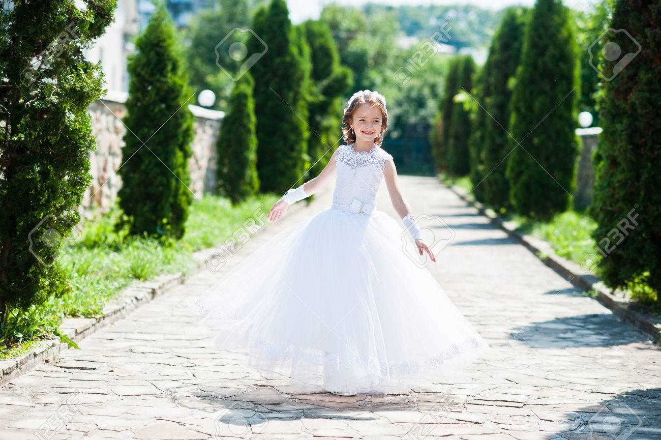 Vestido blanco primera comunion