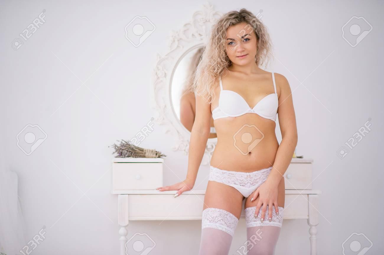 Double penetration footjob solo lingerie