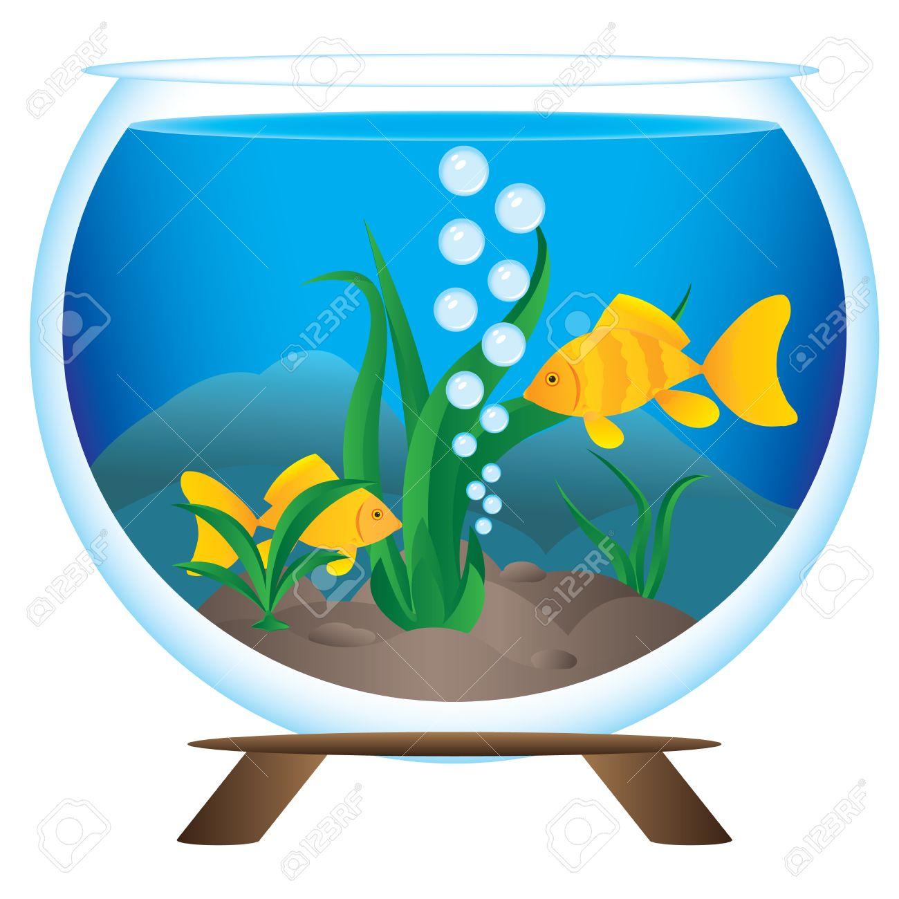 Fish tank clipart - Fish Clip Art Of Plants