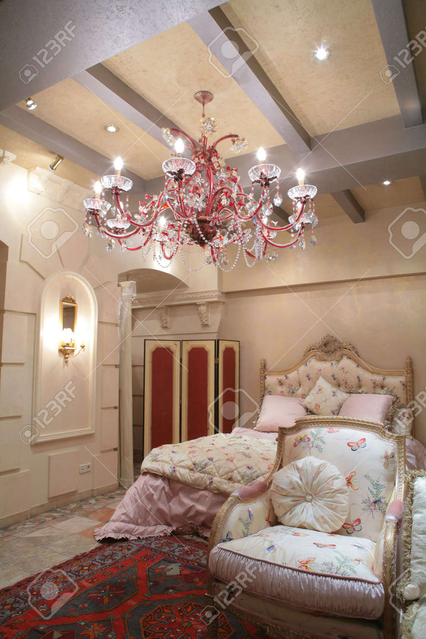 Enjoyable Interior To Luxurious Bedroom In Rococo Style Expensive Furniture Best Image Libraries Weasiibadanjobscom