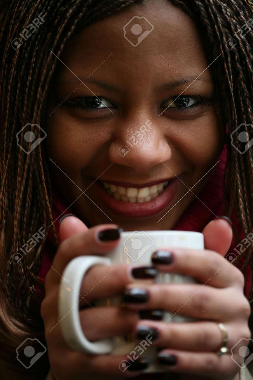 Immagini di bella donna nera
