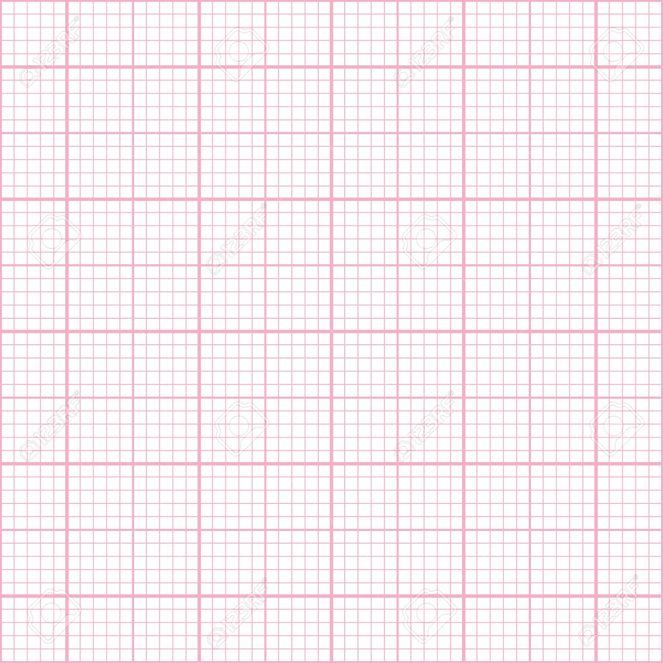 seamless pink millimeter paper pattern royalty free cliparts