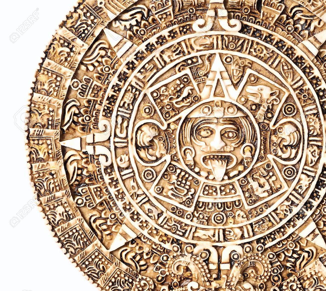 Aztec calendar Stock Photo - 10062735
