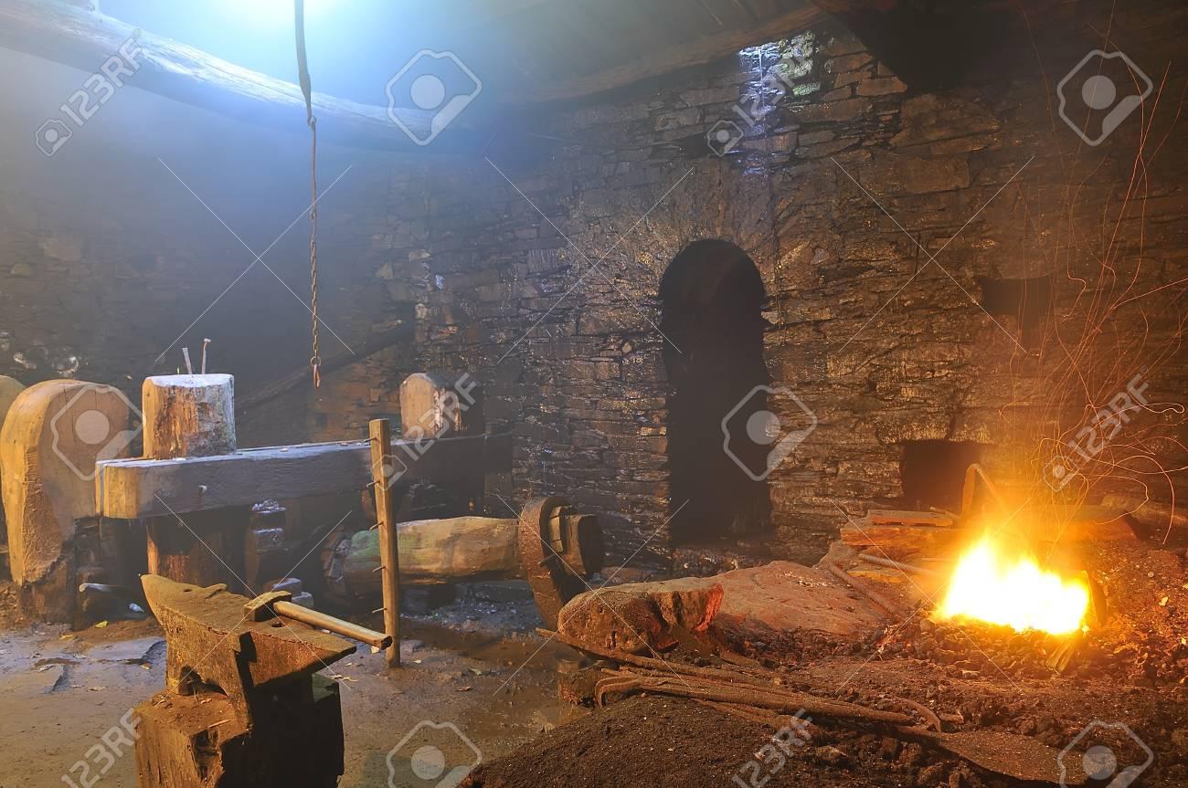Blacksmith. Stock Photo - 10273827