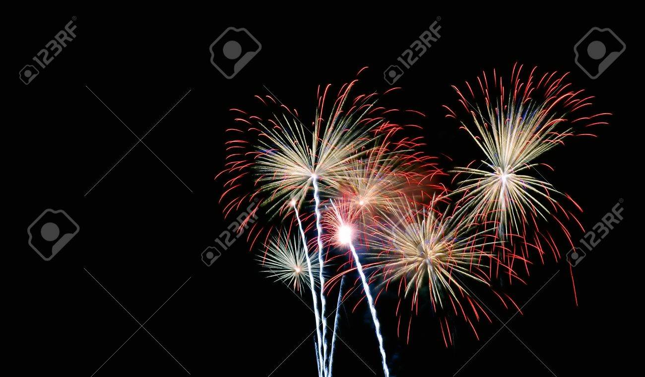 Fireworks. Stock Photo - 11615910