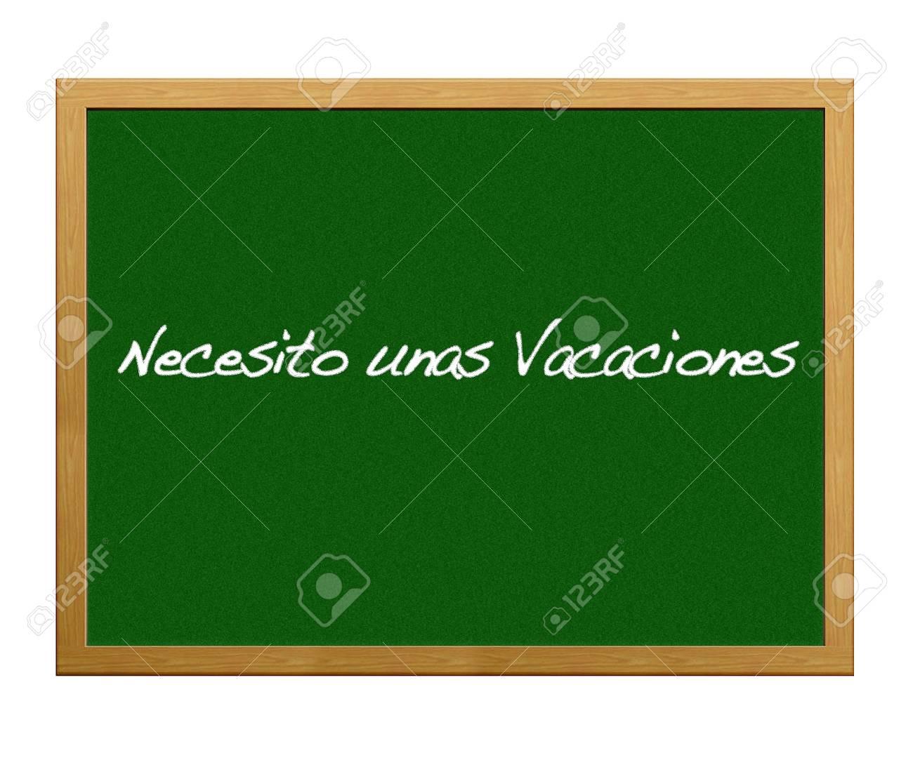 Need a holiday. Stock Photo - 12554878