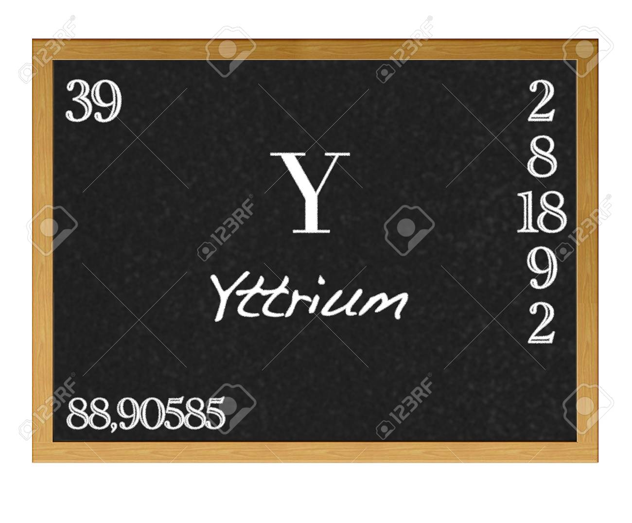 Isolated blackboard with periodic table yttrium stock photo isolated blackboard with periodic table yttrium stock photo 13151312 urtaz Choice Image