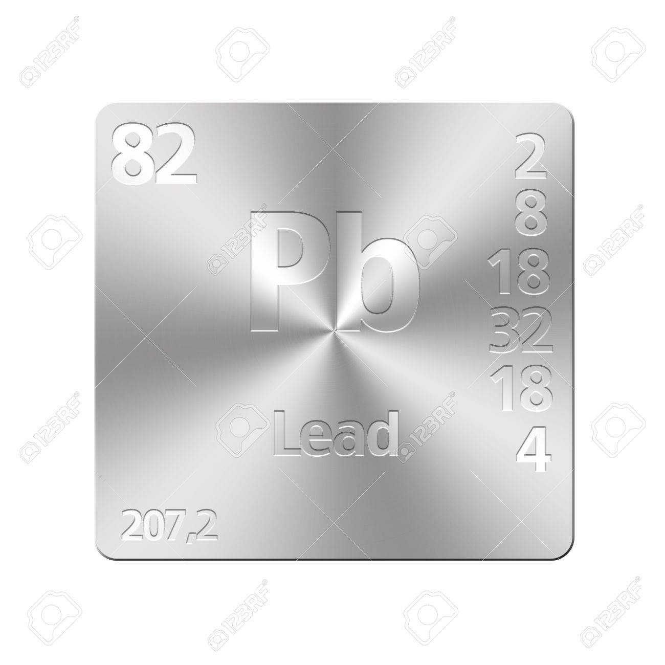 Isolated metal button with periodic table lead stock photo isolated metal button with periodic table lead stock photo 15972704 urtaz Images