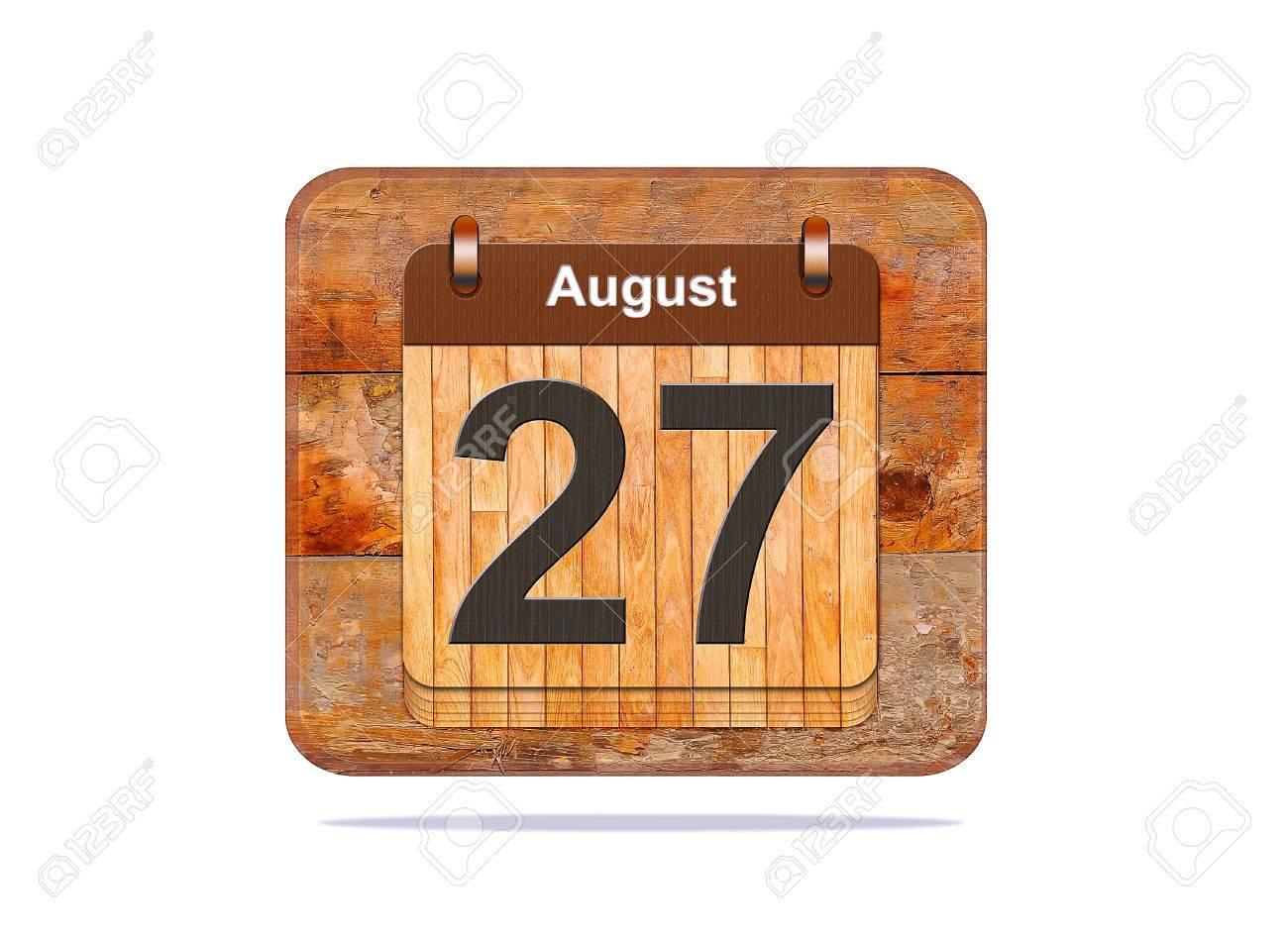 Resultado de imagen para 27 de agosto