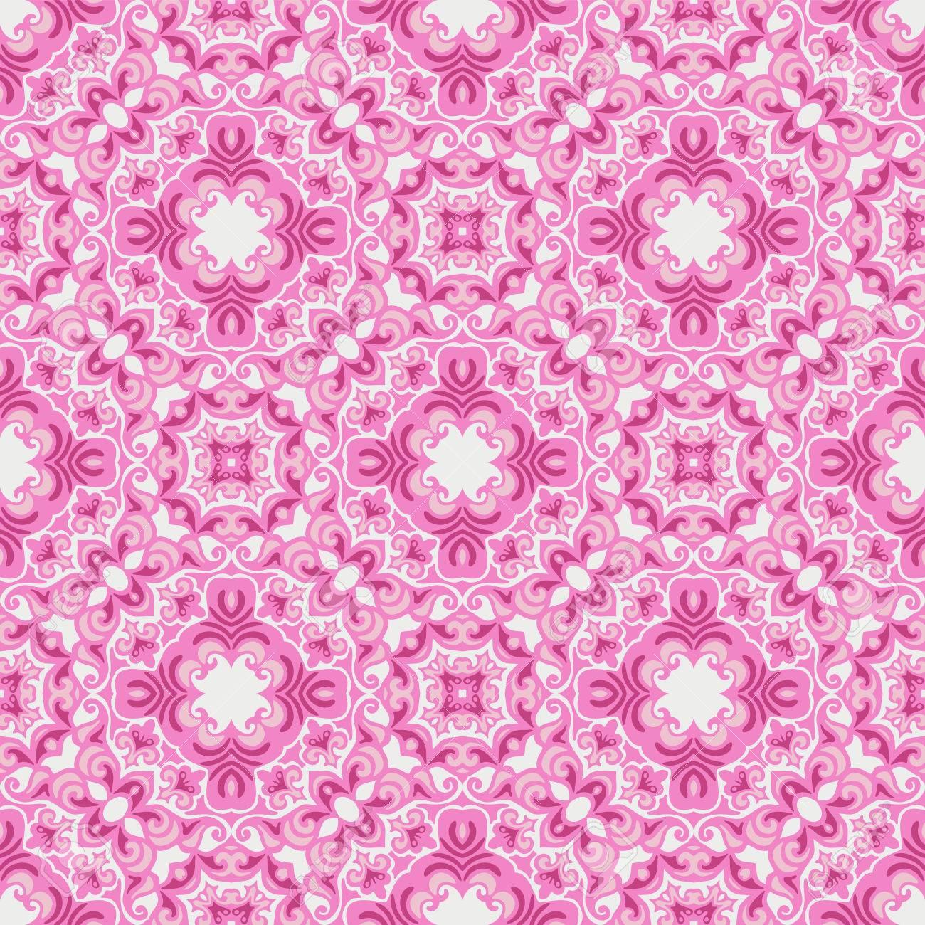 foto de archivo patrn de azulejos de color rosa transparente abstracta de mosaico