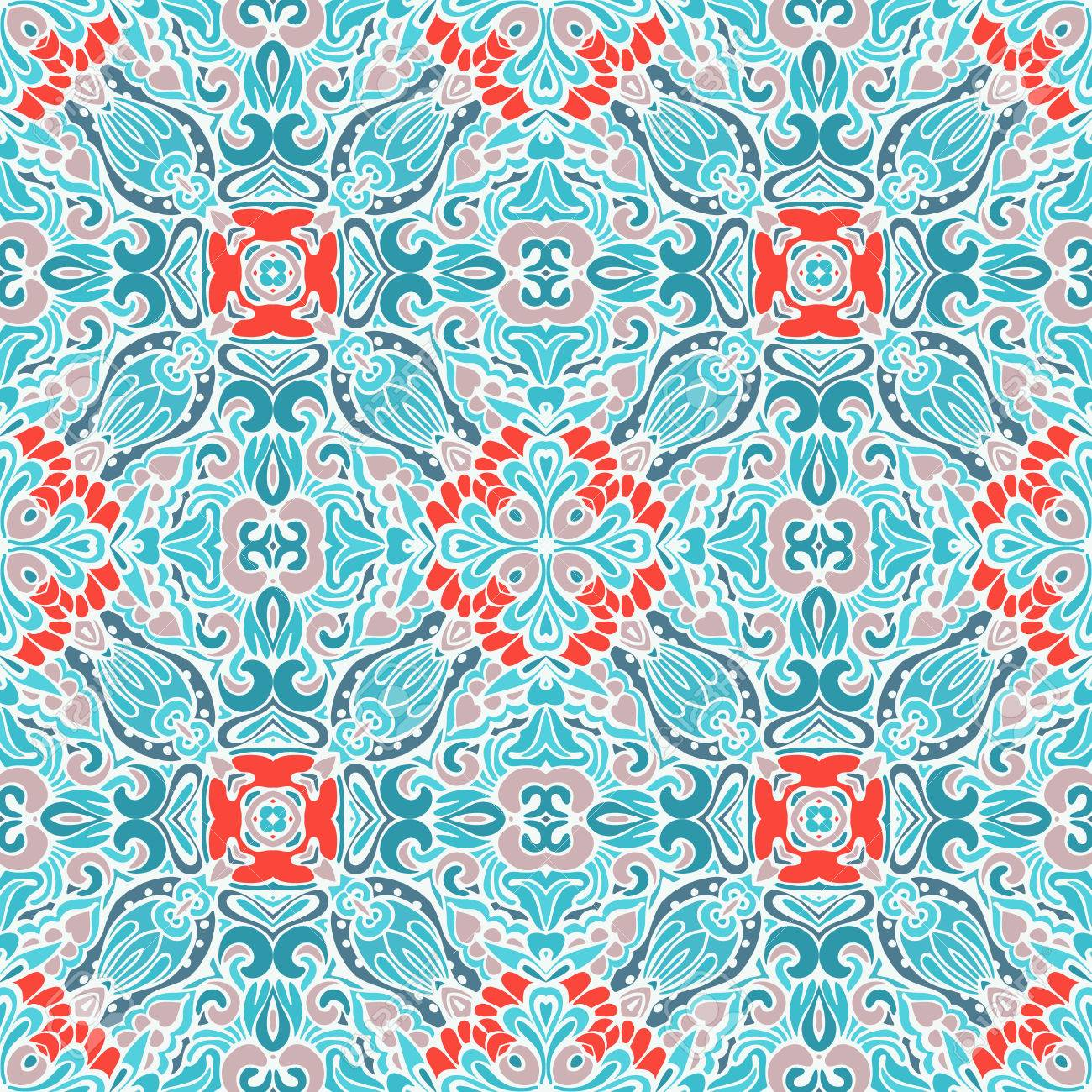 Christmas Gift Wrap Design.Winter Ornamental Background Design Christmas Gift Wrap Abstract
