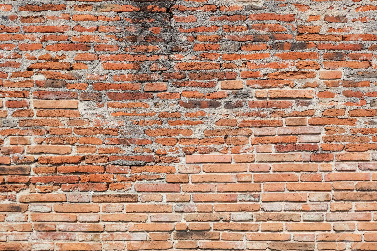 Old brick wall texture background. - 150012520